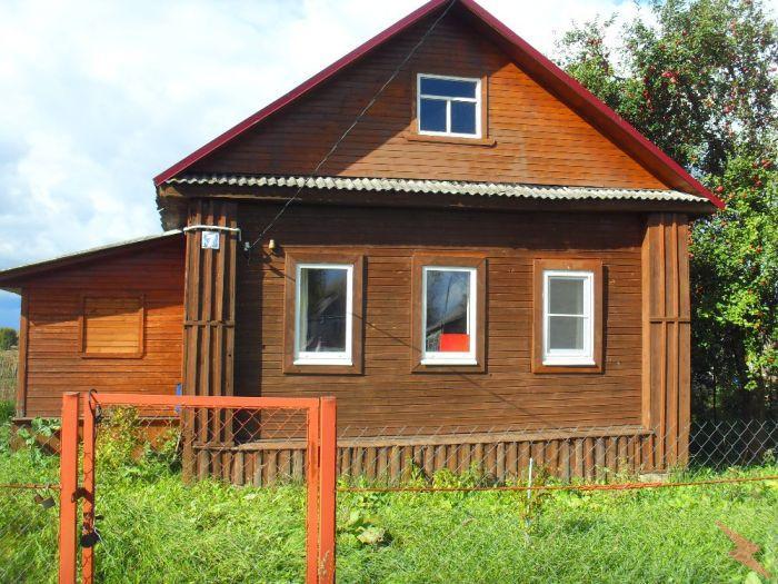 Продаю Дом , 63 кв.м , Деревянный, Калязин