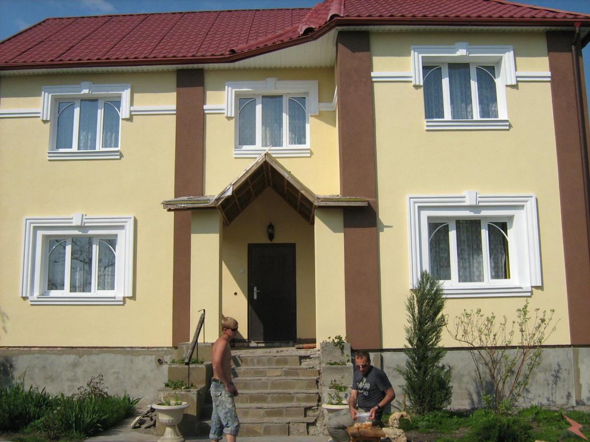 Штукатурка фасадов частных домов, Ростов-на-Дону