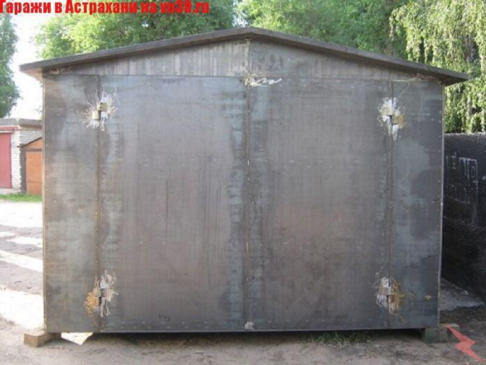 Изготовление металлических гаражей 3,5 6,0 2,3, Астрахань