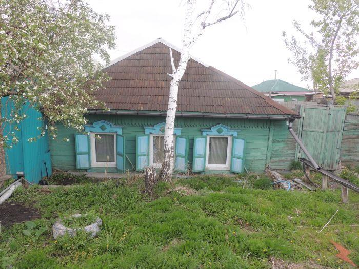 Продаю  дом , 51 кв.м , деревянный,  Омск