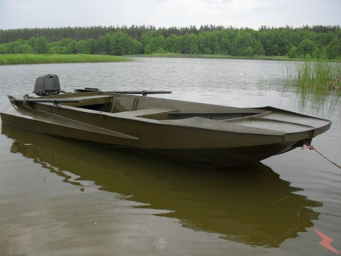 Лодка из ПЭНД СТА-430, Нижний Новгород