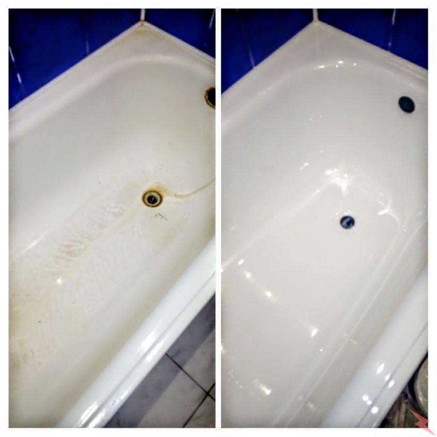 Реставрация ванной акрилом в Саратове,  Саратов