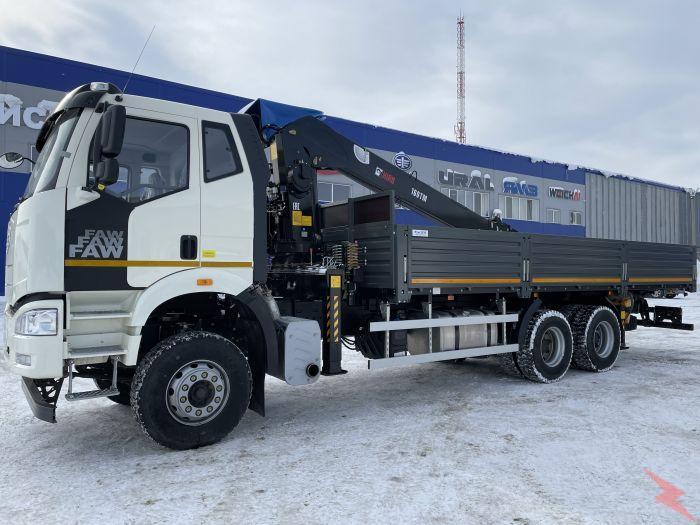 Бортовой автомобиль FAW CA3250, Екатеринбург
