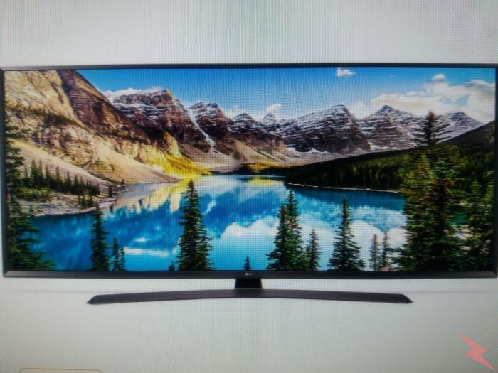 Smart TV LG 55 новый в упаковке голосовой набор, Симферополь
