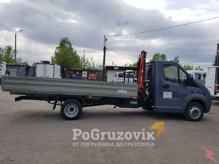 КМУ FASSI M30.13 на базе Газель Некст,  Нижний Новгород