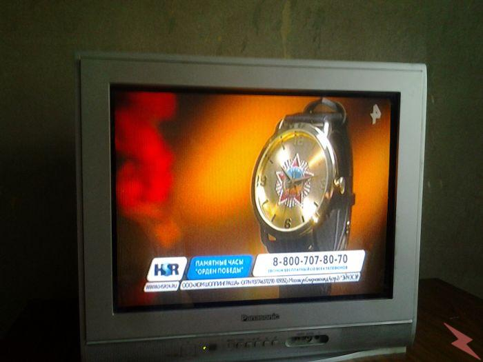 Телевизор Panasonic, диагональ 52 см, Нововоронеж