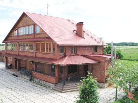 Продаю Коттедж , 393 кв.м , Кирпичный, Кингисепп
