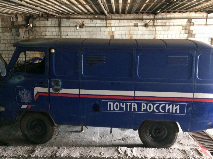 Грузовой автомобиль УАЗ-3741,  Нальчик