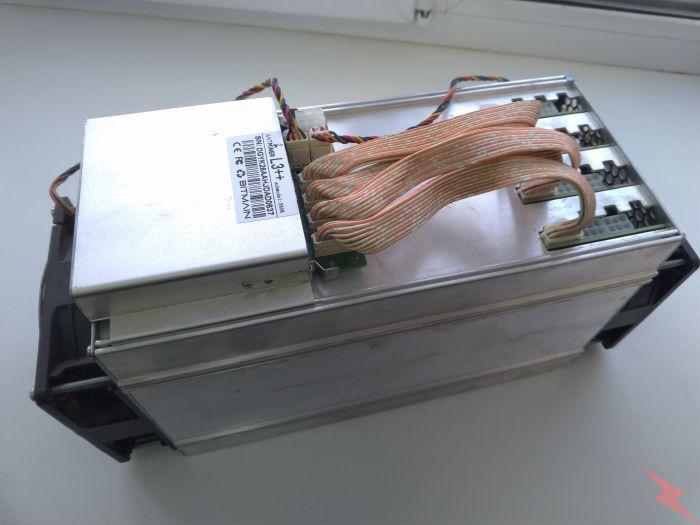 Продам Asic antminer L3 580 MH s, Тайга