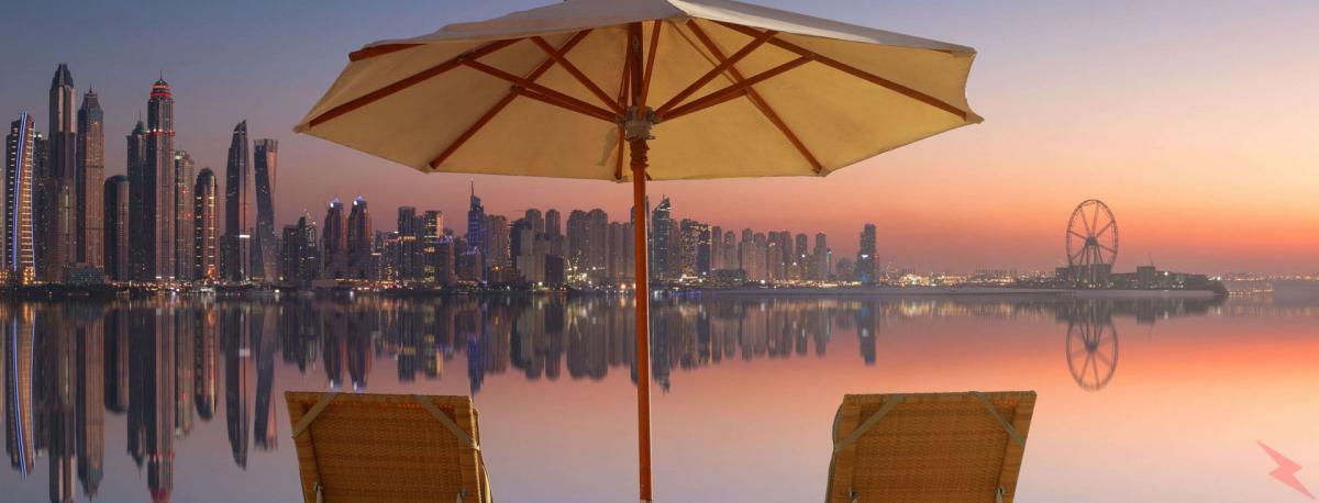 Дубайская Ривьера - Почасовая аренда яхт, САНКТ-ПЕТЕРБУРГ
