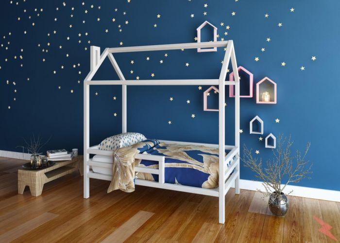 Кроватка-домик. Подарите Вашему ребенку ощущение сказки., Иркутск