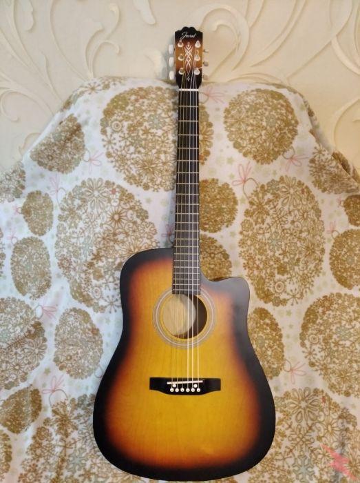 Продается акустическая гитара дредноут, Ижевск