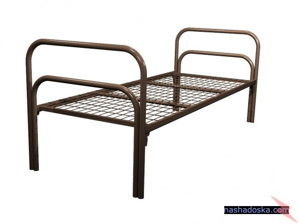 Железные кровати, кровати металлические престиж класс, Хабаровск