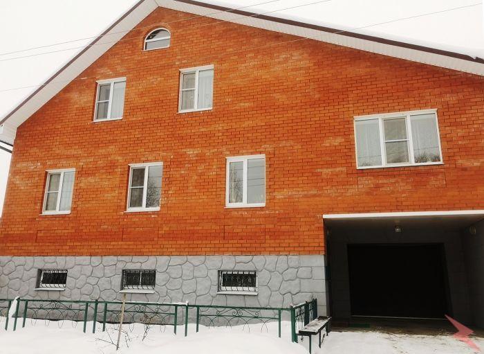 Продаю Коттедж , 438 кв.м , Кирпичный, Кашин