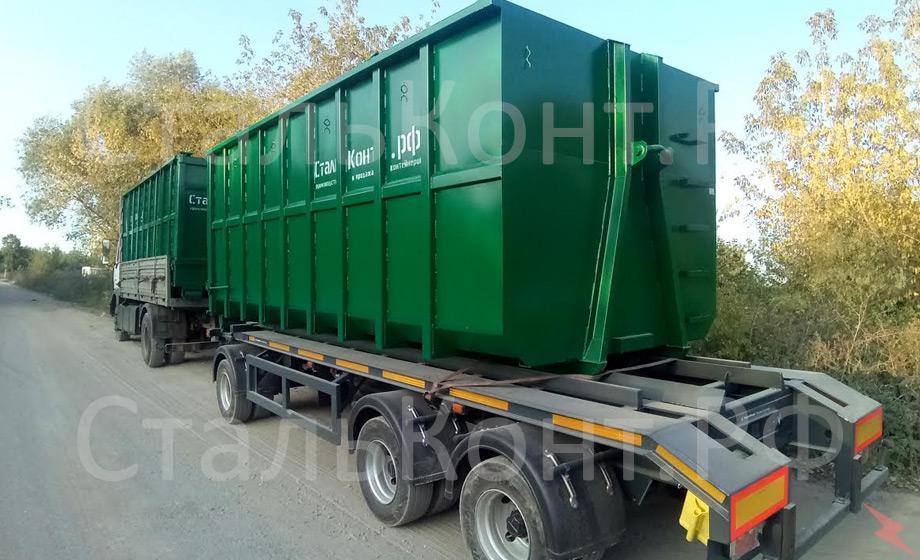 Контейнеры для промышленных отходов, Щелково