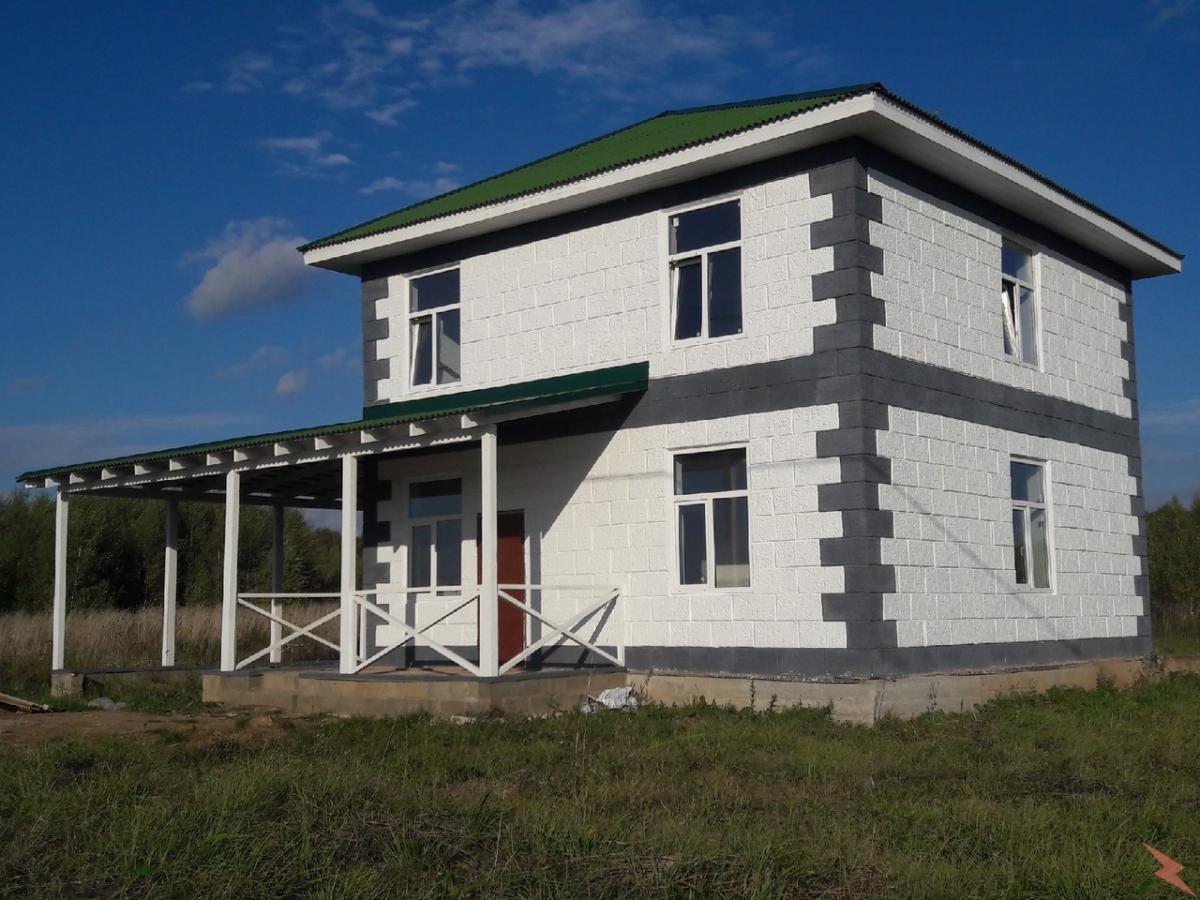 Продаю  дом , 130 кв.м , блочный, Переславль-Залесский