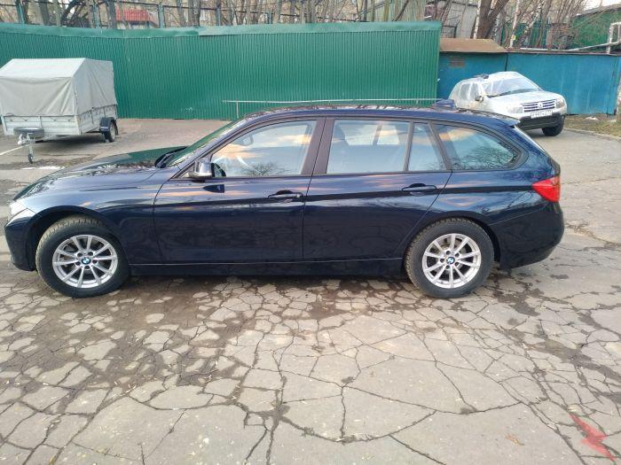 BMW 3 series, 77 000 км, цена 1100000 руб., МОСКВА