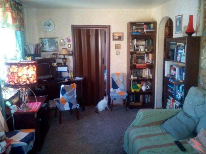 Продаю 3-комнатная квартиру, 58 кв м,  Мурманск