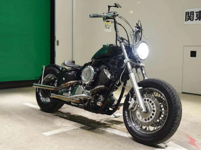 Мотоцикл круизер Yamaha Dragstar 1100 Classic, МОСКВА