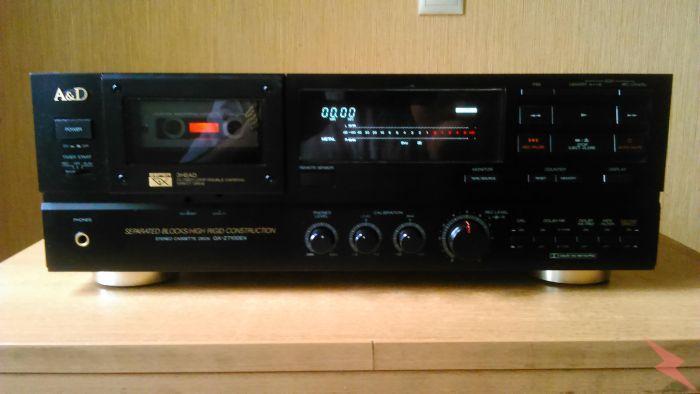 Продам топовую кассетную деку AKAI A D GX-7100, МОСКВА