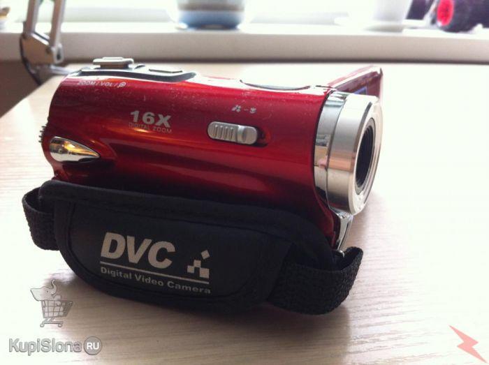 Продаю Видео HD камера новая 16 xzoom, Калуга