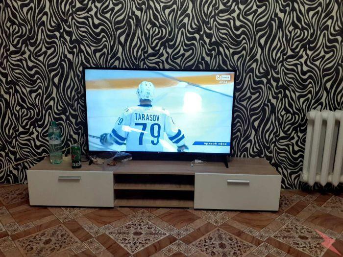 Продам ТВ тумбу белого цвета новую в упаковке, Нижний Новгород