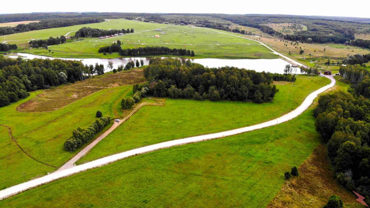 Земельный участок 100 км от МКАД Симферопольское шоссе, Заокский