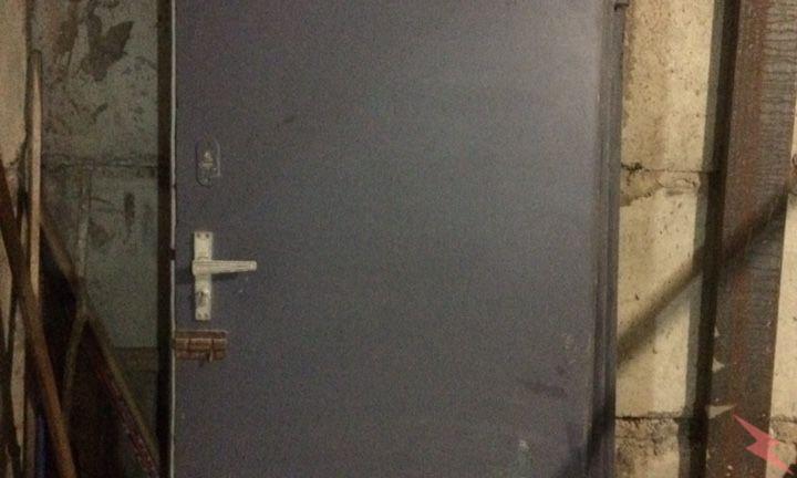 Дверь металлическая антивандальная, Нижнекамск