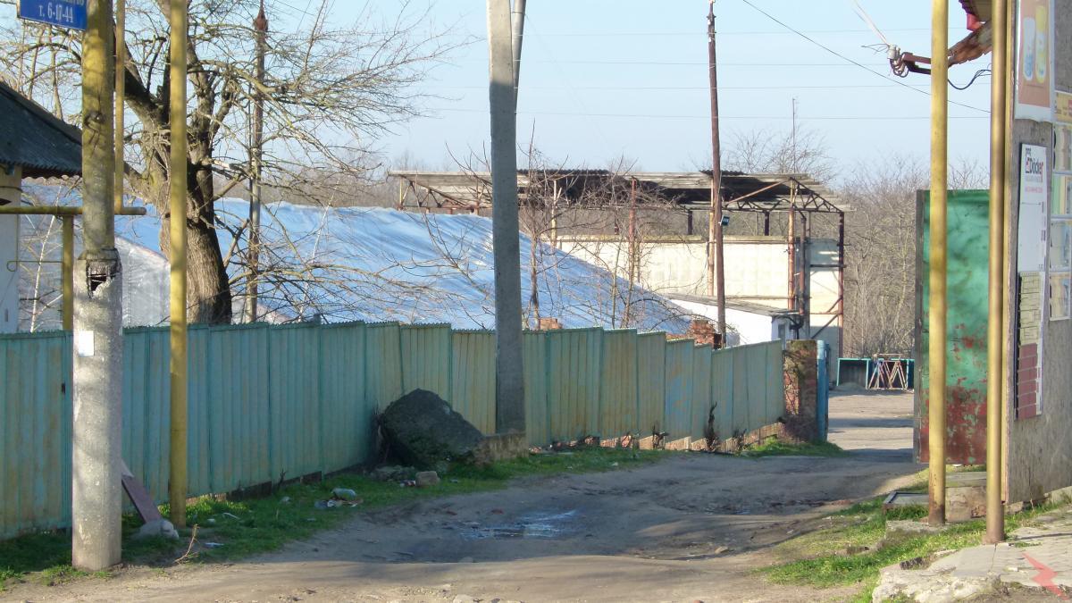Продается территория производственной базы в г. Кропоткине ..., Кропоткин