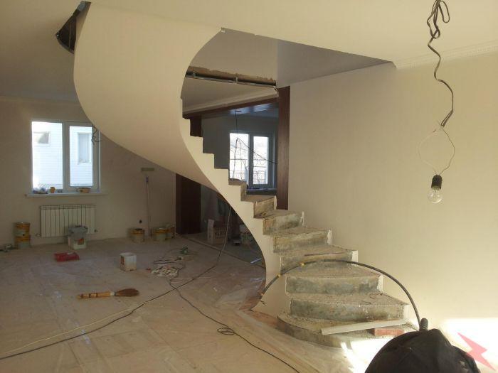 Изготовление бетонных и кованных лестниц в Белгороде, Белгород