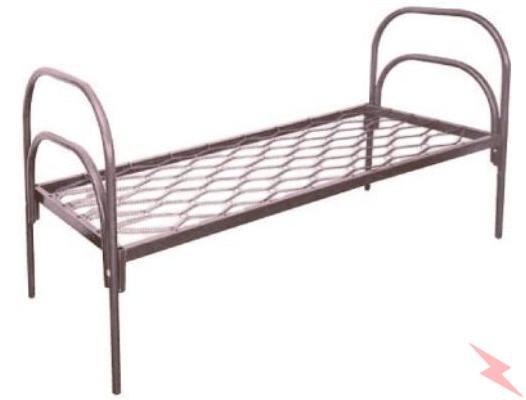 Кровати металлические для производственных помещений, Волгоград