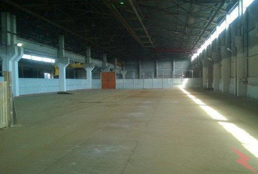 Холодное складское помещение на рампе от 200 до 1500 м2, Нижний Новгород