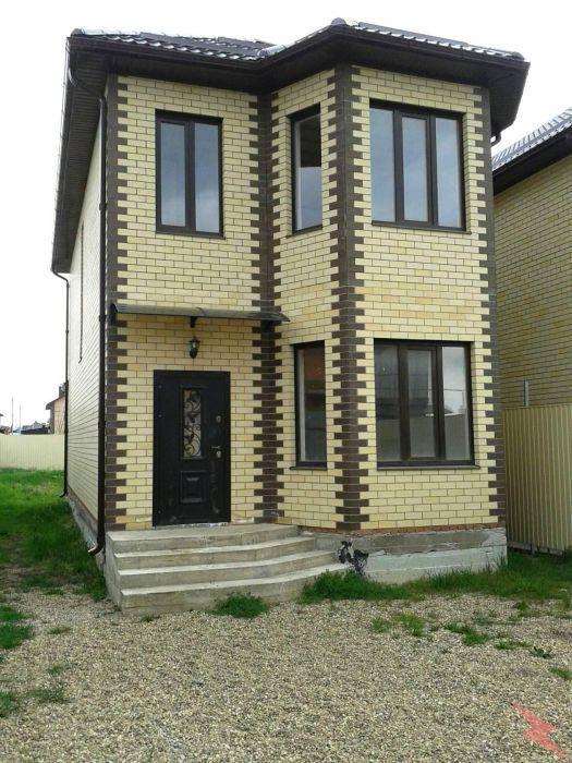 Продаю коттедж , 140 кв.м , кирпичный,  Краснодар