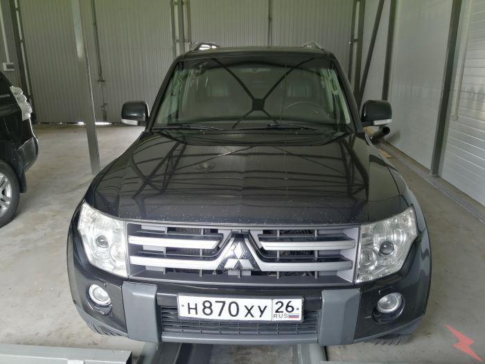 Mitsubishi Pajero, 798 540 км, цена 296400 руб., Пятигорск