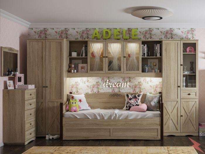Детская мебель Аделе в стиле Прованс по Акции Доставка ..., МОСКВА