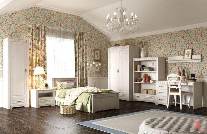 Белая детская мебель Прованс МебельГрад по Акции, МОСКВА