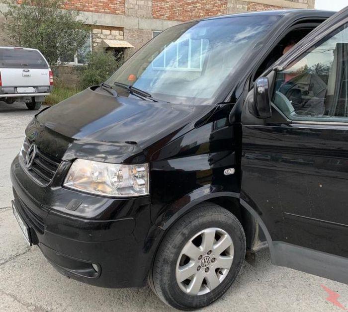 Volkswagen Multivan, 350 000 км, цена 730000 руб., Курган