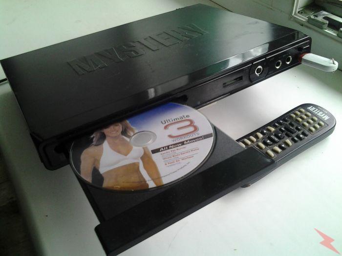 DVD проигрыватель Mystery, модель MDV-734U,  Воронеж