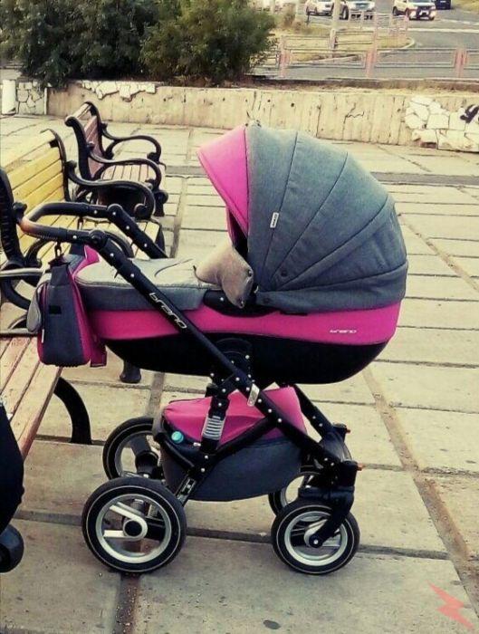 Продам отличную коляску после одного ребенка. Состояние ..., Усть-Илимск
