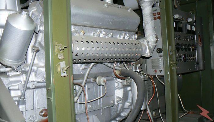 Электростанция дизель-генератор АД-60Т 400, Новосибирск