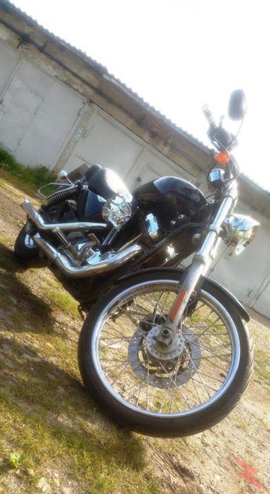 Harley-Davidson Sportster XL1200 Custom, Казань