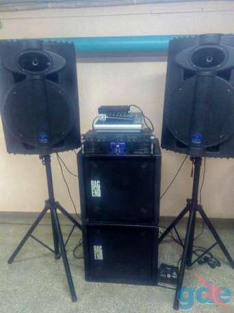 Продам комплект музыкального оборудования,  Барнаул