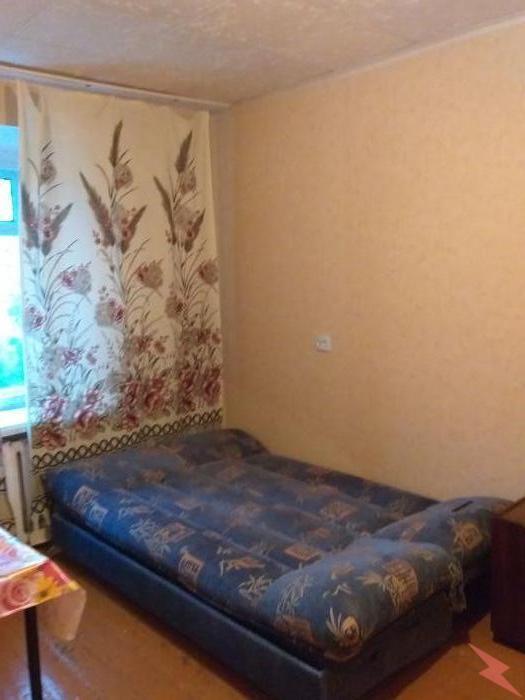 Сдам комнату в общежитии на длительный срок,  Тула