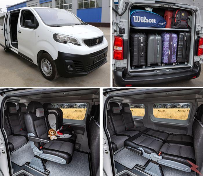 Peugeot Expert, 1 км, цена 2439000 руб., МОСКВА
