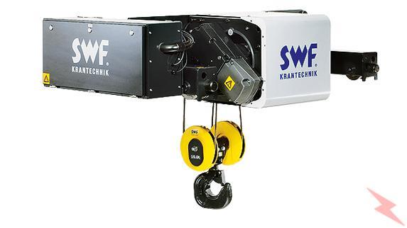 Немецкое грузоподъемное оборудование SWF Krantechnik GmbH, МОСКВА