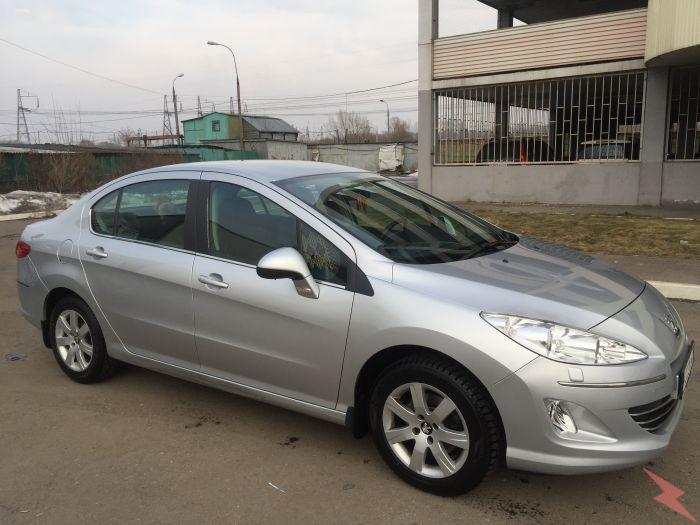 Peugeot 407, 74 856 км, цена 350000 руб., МОСКВА
