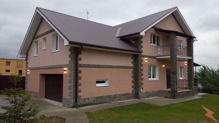Продаю коттедж , 350 кв.м , кирпичный, Домодедово
