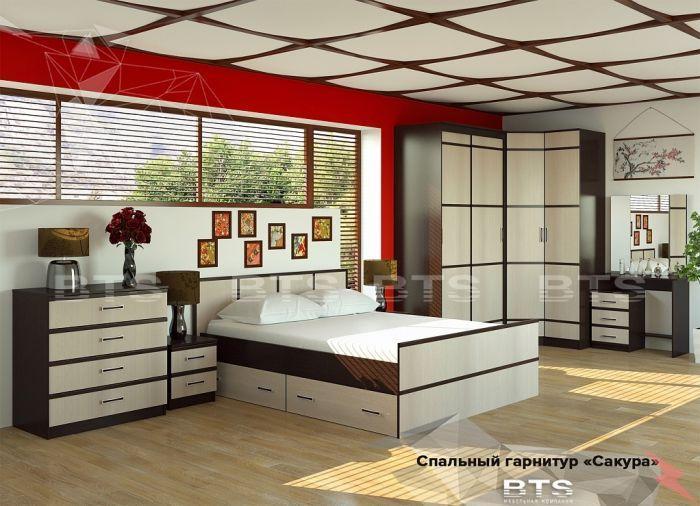 Спальня по низкой цене в Краснодаре, Краснодар