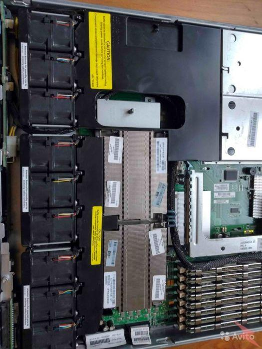 Мощный Компьютер HP Proliant DL360 G5 120Gb, САНКТ-ПЕТЕРБУРГ