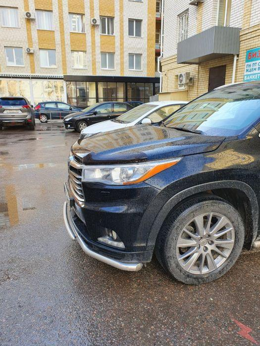 Toyota Highlander, 116 000 км, цена 2000000 руб.,  Тамбов